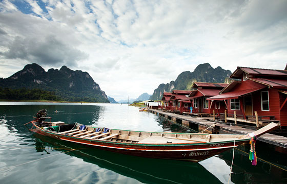 Khao Sok Signature Package